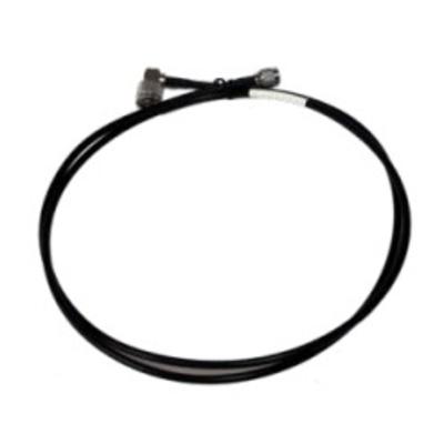 Zebra 6m RF LMR 240 Coax kabel - Zwart