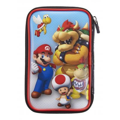 Bigben interactive portable game console case: Officiële Super Mario Nintendo 3DS opberghoes voor New 3DS, New 3DS XL, .....