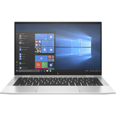HP EliteBook x360 1030 G7 + 2UK37AA + H3T50AA Laptop - Zilver