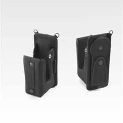 Zebra Fabric Holster Etui voor mobiele apparatuur - Zwart