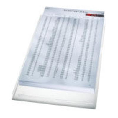Leitz Expanding Folders, A4 Map - Transparant
