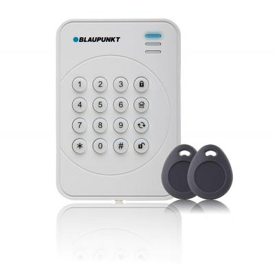 Blaupunkt beveiliging: Keypad with 2 tags and ecryption KPT-R1 - Zwart, Wit