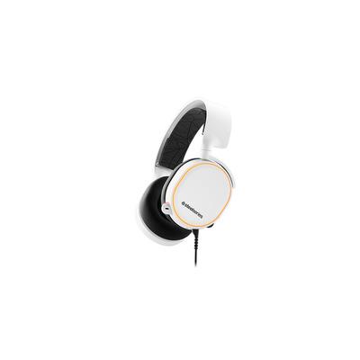 Steelseries Arctis 5 headset - Zwart, Wit