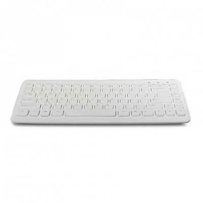 Acer toetsenbord: Keyboard CHICONY KU-0906 USB 105KS White UK - Wit, QWERTY