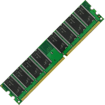 Acer RAM-geheugen: 512MB DDR-400 DIMM