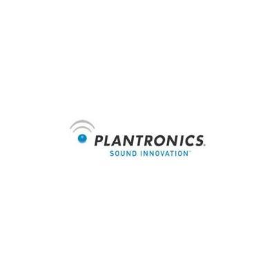 Plantronics koptelefoonkussen: Leatherette Ear Cushions for Voyager Focus UC, 2 pcs - Zwart