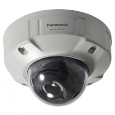 """Panasonic 1/3"""" MOS, 2048 x 1536, 2MP - 3MP, H.265, H.264, M-JPEG, ABF, IR LED. IP66, IK10, f=2.8 - 10 mm, F1.6 ....."""