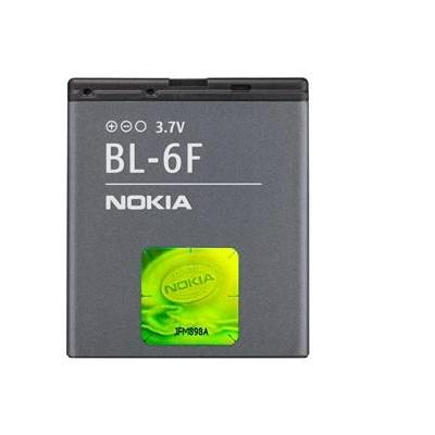 Nokia batterij: BL-6F - Grijs