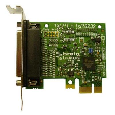 Lenovo interfaceadapter: Brainboxes PX-157