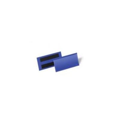 Durable 1741 07 Etikethouder - Blauw