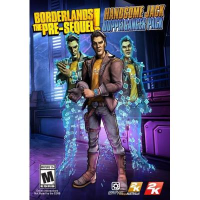 2k : Borderlands The Pre-Sequel!: Handsome Jack Doppelganger Pack