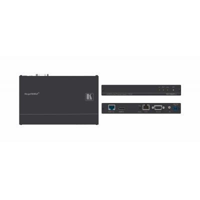Kramer Electronics HDBaseT 1.0, HDMI, HDCP, 48V DC, 280mA, 0.4kg AV extender - Zwart