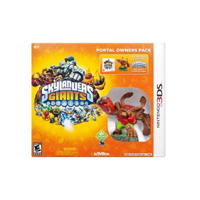 Activision game: Skylanders: Giants - Booster Pack, 3DS
