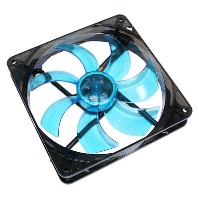 Cooltek Silent Fan 140 Hardware koeling - Blauw, Ja