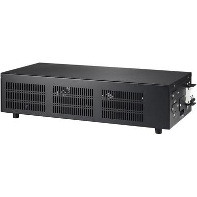 PowerWalker EC240 - 12A Power supply unit - Zwart