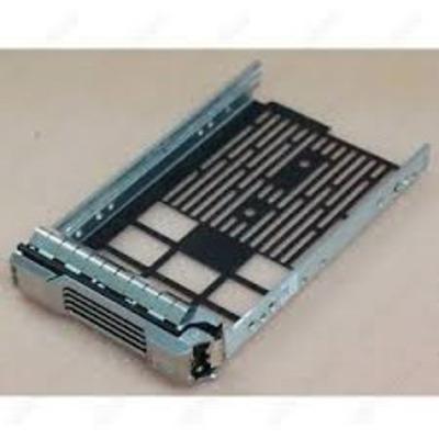 CoreParts KIT860 Computerkast onderdeel - Zwart, Metallic