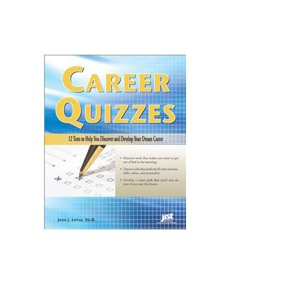 Jist publishing boek: Career Quizzes - eBook (PDF)