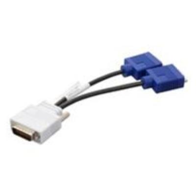 Lenovo 42Y8181 VGA kabel  - Zwart