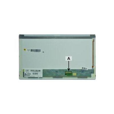 """2-power notebook reserve-onderdeel: 35.56 cm (14.0 """") HD+ 1366x768 LED Matte - Zwart, Groen, Grijs"""