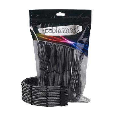 Cablemod PRO ModMesh Cable Extension Kit - CARBON - Koolstof