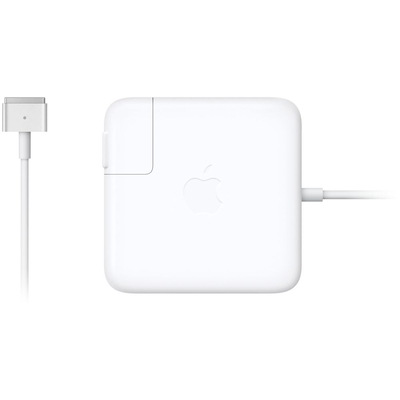 Apple netvoeding: MagSafe 2 60W - Wit