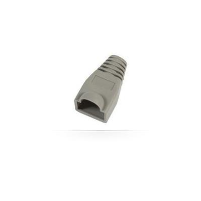 Microconnect kabelbeschermer: Boots RJ45, 25pack - Grijs
