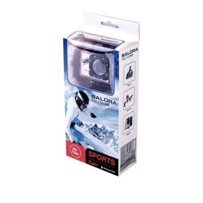 Salora actiesport camera: ProSport PSC1335HD - Goud, Metallic