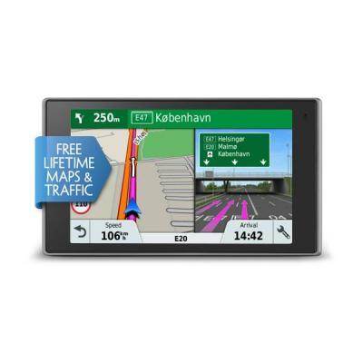 Garmin navigatie: DriveLuxe 51 LMT-D - Zwart