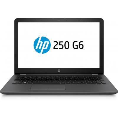 HP laptop: 250 G6 notebook pc - Zwart (Renew)