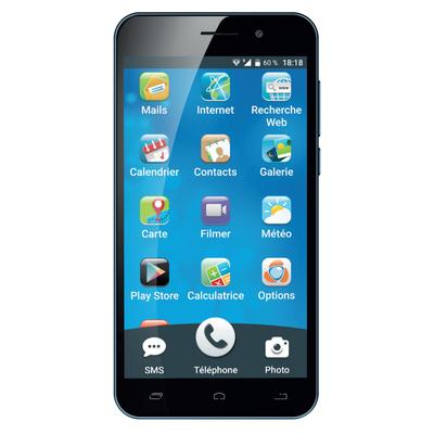 ORDISSIMO LeNumero1 Mini Smartphone - Zwart 16GB