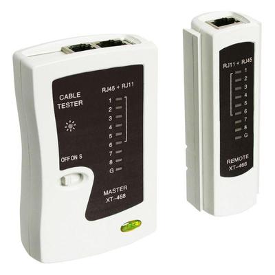 Microconnect Cable Tester UTP/STP/RJ11-45 Netwerkkabel tester