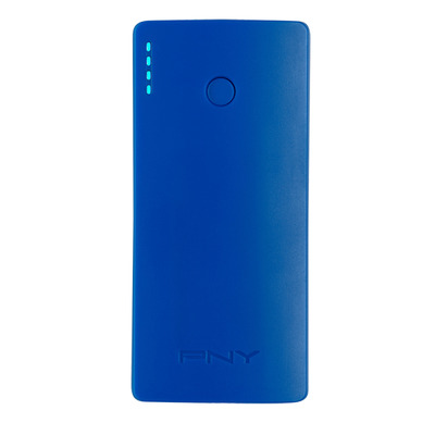 Pny powerbank: PowerPack Curve 5200 - Blauw
