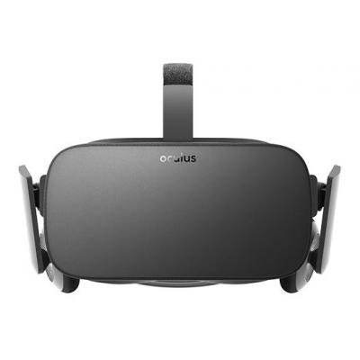 Oculus virtual reality bril: Rift - Zwart