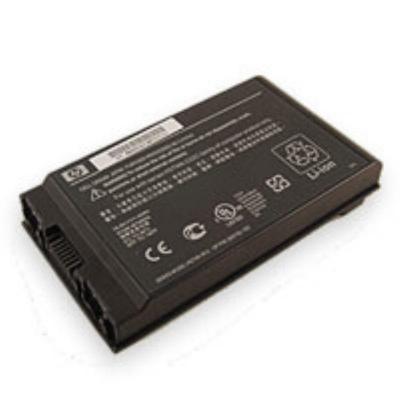 Hp notebook reserve-onderdeel: 6 cell, 3600mAh - Zwart