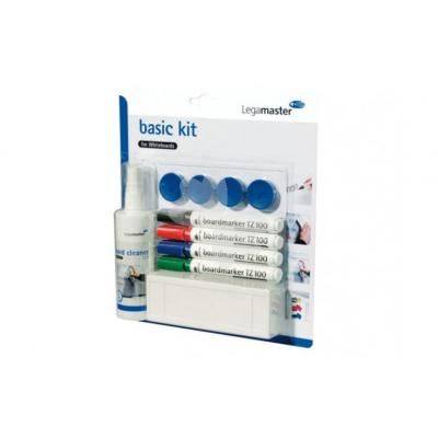 Legamaster board accessorie: BASIC kit Board accessory - Veelkleurig