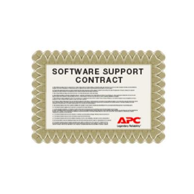 APC 3 Year 500 Node InfraStruXure Central Software Support Contract Garantie