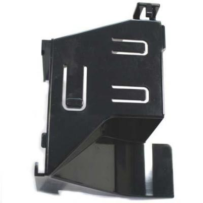 Hp Computerkast onderdeel: Baffle (duck) for chassis fan assembly - Zwart