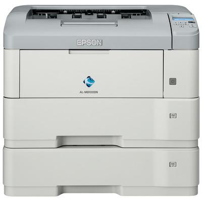 Epson WorkForce AL-M8100DTN Laserprinter - Wit