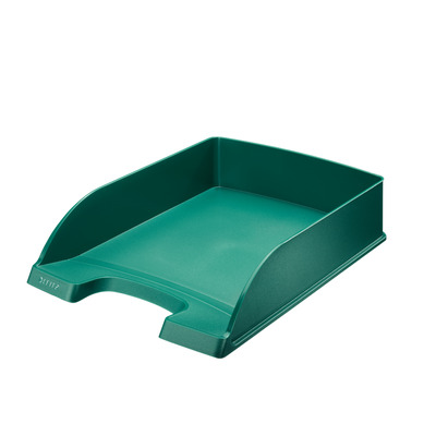 Leitz brievenbak: Plus standaard brievenbak - Groen
