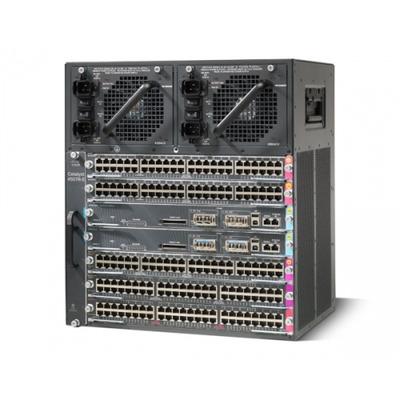 Cisco WS-C4507R+E= netwerkchassis