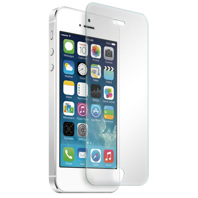 Behello screen protector: iPhone 5 / 5S High Impact Glass Screenprotector Glossy Transparant