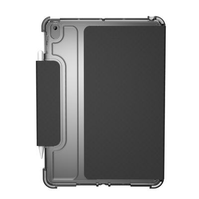 "Urban Armor Gear 10.2"", Flip, Ipad 7th Gen, Black,Grey,Translucent Tablet case"