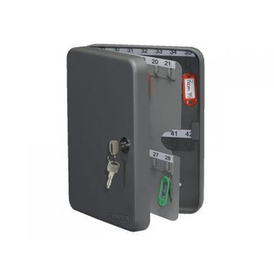 Staples sleutelkast: Sleutelkast SPLS 42sleutels grijs