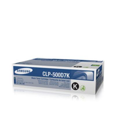 Samsung CLP-500D7K toner