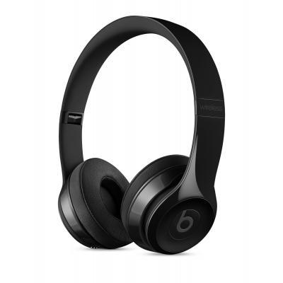 Beats by dr. dre headset: Beats Solo3 Wireless - Zwart