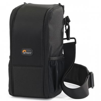 Lowepro optische case: S&F Lens Exchange Case 200 AW - Zwart