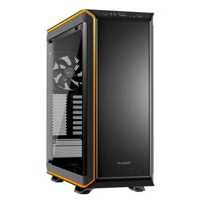Be quiet! behuizing: Dark Base Pro 900 - Zwart, Oranje