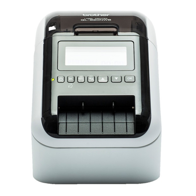 Brother labelprinter: 2-Kleuren labelprinter met Wi-Fi, bekabelde netwerkaansluiting, Bluetooth, AirPrint en LCD scherm .....
