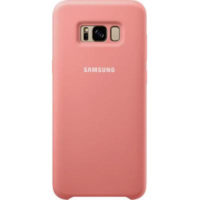 Samsung mobile phone case: Galaxy S8+ Silicone Cover Roze