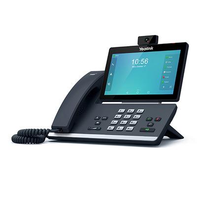 Yealink SIP-T58V IP telefoon - Zwart